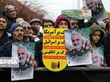 امنیت جهان اسلام مرهون فداکاری سردار سلیمانی است