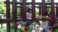 فیلم/ زندگی در قرنطینه با ۳۱ فرزند