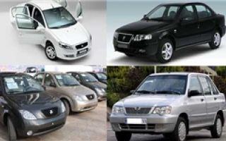 کاهش ۶ میلیونی قیمت خودروهای داخلی