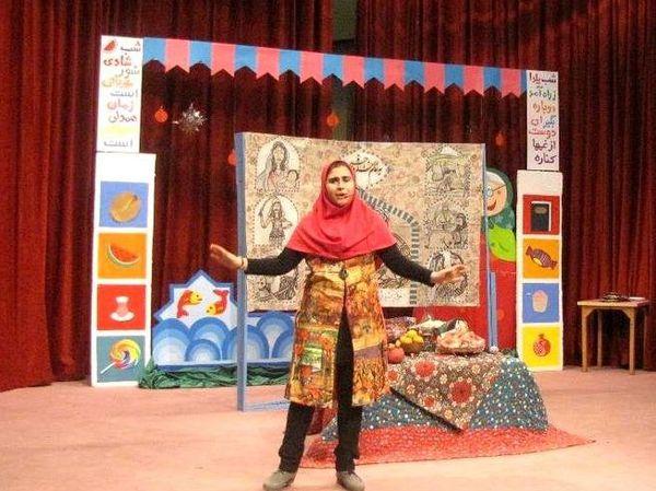 درخشش نوجوان گلستانی در جشنواره بینالمللی قصهگویی کانون کشور