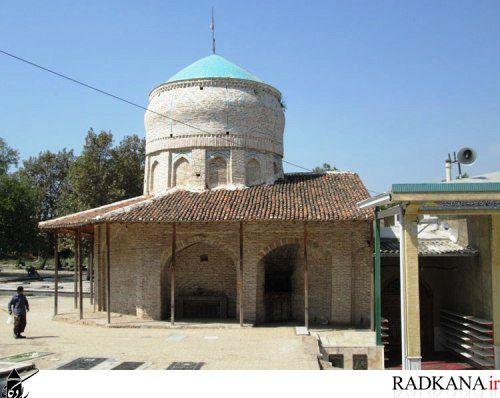 ۷ امامزاده شهرستان کردکوی میزبان طرح آرامش بهاری در ایام نوروز