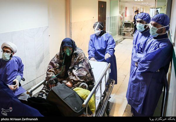 فعالیت نقاهتگاه بیماران کرونایی در استان گلستان آغاز شد
