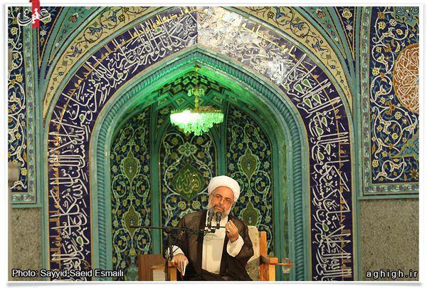 مراسم مناجات و شب زنده داری شب چهارم ماه مبارک رمضان در هیئت عشاق الحسین(ع)