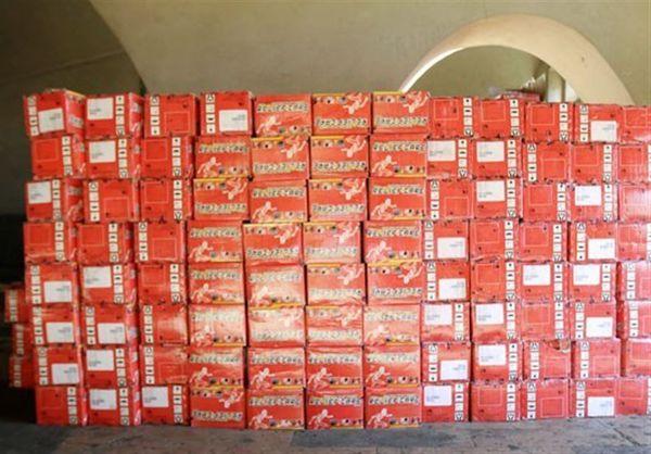 بیش از ۱۰ میلیارد ریال کالای قاچاق در گلستان کشف شد