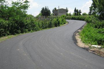 آغاز عملیات اجرایی یک راه روستایی در شهرستان گنبد
