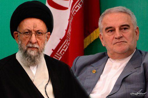 پیام مشترک نماینده ولی فقیه در استان و استاندار گلستان بمناسبت روز جهانی قدس
