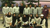 تیم دوومیدانی گلستان عازم مسابقات بین المللی قزاقستان شد