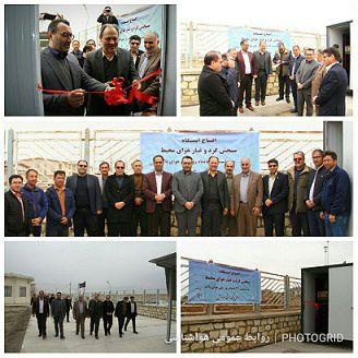 """افتتاح اولین ایستگاه """"پایش گردو غبار """" شمال کشور در استان گلستان"""