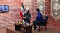 """طنز پردازی """"علی غریب"""" در ویژه برنامه ماه ما+فیلم"""