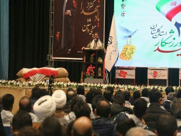 بسیج سد بلای انقلاب اسلامی است/ 281 شهید ورزشکار گلستان الگوی غیرت و قهرمانی