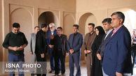 ارتقای همکاری شهرداران یزد و گلستان جهت توسعه گردشگری