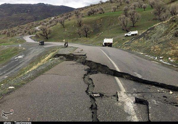 اجرای محدودیت ترافیکی در محور اصلی خوش ییلاق به استان سمنان