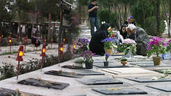 لغو مراسم پنجشنبه آخر سال در بقاع متبرکه گلستان