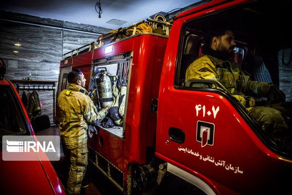 گرگان ۳ ایستگاه آتشنشانی جدید میخواهد