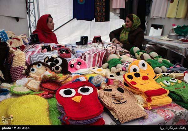افتتاح هشتمین نمایشگاه زنان، اشتغال و سلامت در استان