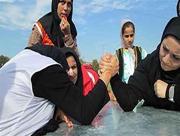 برگزاری مسابقات مچ اندازی قهرمانی باشگاه های استان گلستان