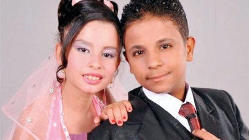 خردسال ترین عروس های جهان در مصر+تصاویر