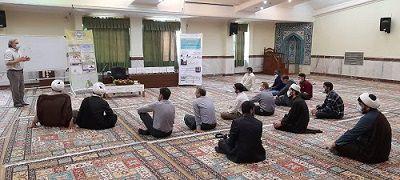 برگزاری کارگاه آموزشی سلامت برای طلاب غیر ایرانی استان گلستان