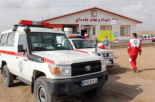 40 مصدوم و 4 کشته در حوادث منطقه «ایمر»