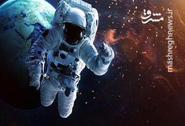 فیلم/ رای دادن فضایی!