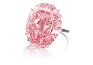 ارزشمند ترین الماس دنیا به فروش رسید+تصاویر