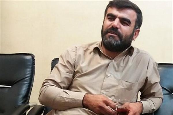 رزمنده تفحصی که شهید «مدافع حرم» شد +عکس