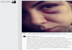افشاگری آزاده نامداری از فرزاد حسنی + عکس
