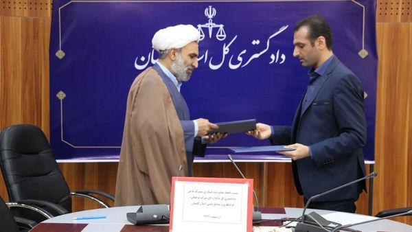 تفاهم نامهای برای کاهش تعرض به میراث تاریخی و فرهنگی گلستان