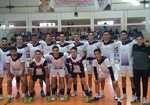 برگزاری دیدار والیبال شهرداری گنبد در هفته سوم لیگ برتر