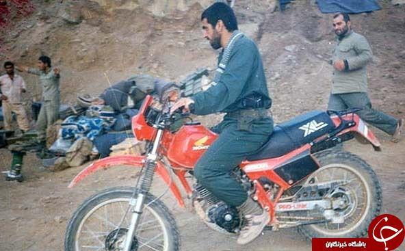 شهید ایرانی که پایه گذار حشدالشعبی عراق شد + تصاویر