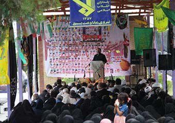 گزارش تصویری/ یادواره ۱۵۲ شهید والامقام شهرستان کلاله