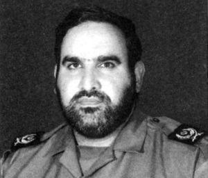 ارتباط یک ایرانی با ژنرالهای بعثی + عکس