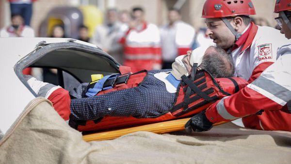 امدادرسانی به ۱۸۸ فرد گرفتار در جادهها و طبیعت گلستان