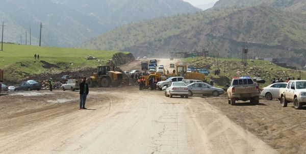 تمامی مسیرهای روستایی شهرستان مراوهتپه بازگشایی شد