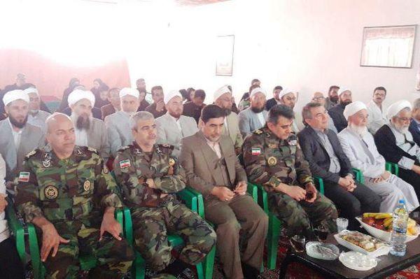 بیمارستان صحرایی ارتش در قالب طرح مردمیاری در انبارالوم آققلا راهاندازی شد