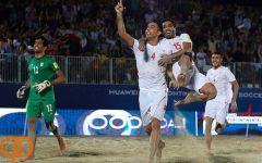 جام بین قارهای فوتبال ساحلی| قهرمانی تیم ملی ایران با پیروزی برابر روسیه