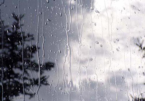 بارش ملایم و خنک تر شدن هوا گلستان