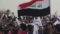 فیلم/ تظاهرات عراقیها در حمایت از مقتدی صدر