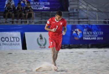 کلاس مربیگری فوتبال ساحلی آسیا در استان گلستان برگزار میشود