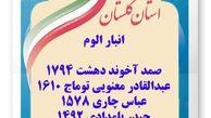 نتایج نهایی انتخابات شورای شهر انبار الوم