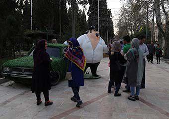 تصاویر/ گرگان همگام با بهار میزبان مسافران نوروزی