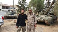 ۲ شهید مدافع حرم در یک قاب