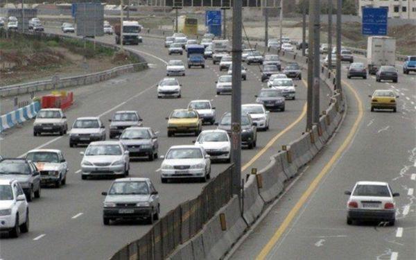 افزایش ۷۳درصدی تردد روزانه در جادههای گلستان