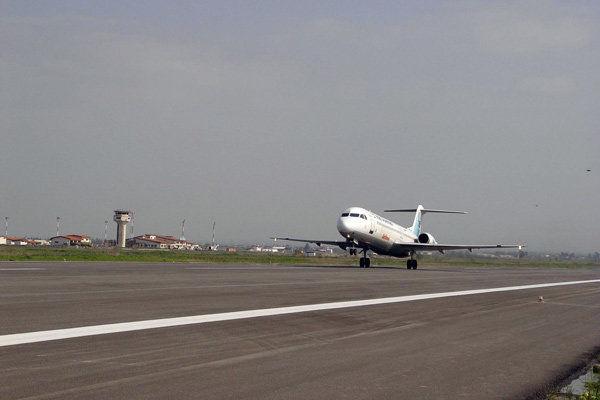 برنامه پرواز فرودگاه بین المللی گرگان دوشنبه ۲۴ اردیبهشت ماه
