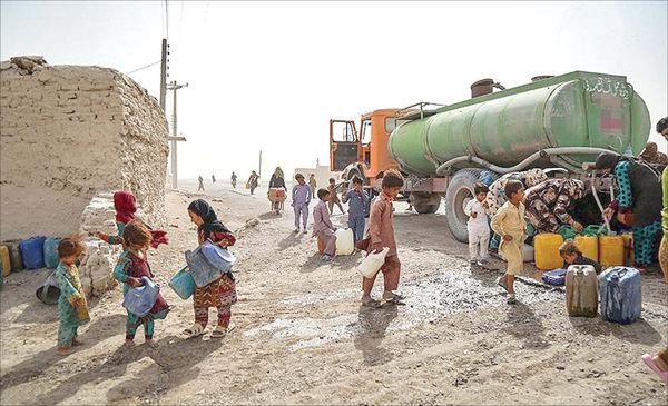 ۱۱۰ روستای استان با تانکر آبرسانی می شود