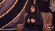 حرفهای ناگفته دختر شهید عباسی در وصف پدر شهیدش+فیلم