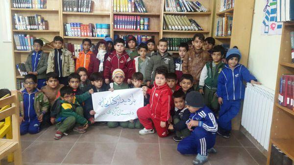 گزارش تصویری /هفته کتابخوانی در گنبد