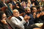 """گزارش تصویری / آئین اختتامیه نخستین جشنواره فیلم کوتاه """"عشق و ایثار"""" در گرگان"""