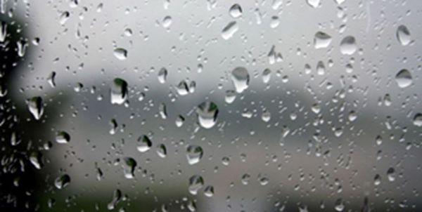 تداوم بارشهای پراکنده در استان