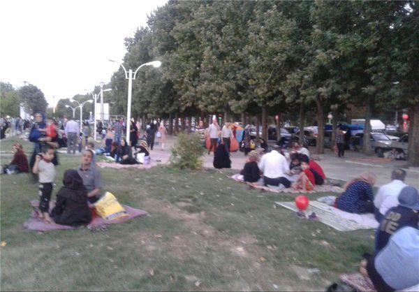 امنیت تفرجگاههای استان گلستان در ایام نوروز تامین شد